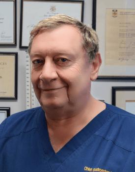 Dr. Eric Wegman