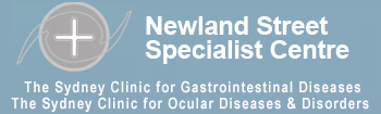 The Newland Street Specialist Centre Sticky Logo